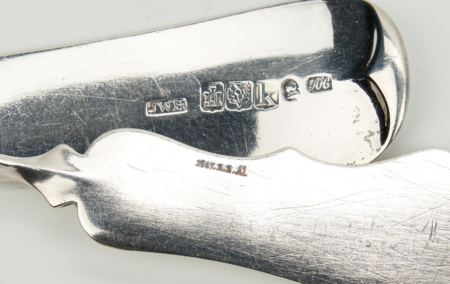 Lot 950: 46 Pcs Antique Flatware inc. Tiffany, Shiebler, Twist & more