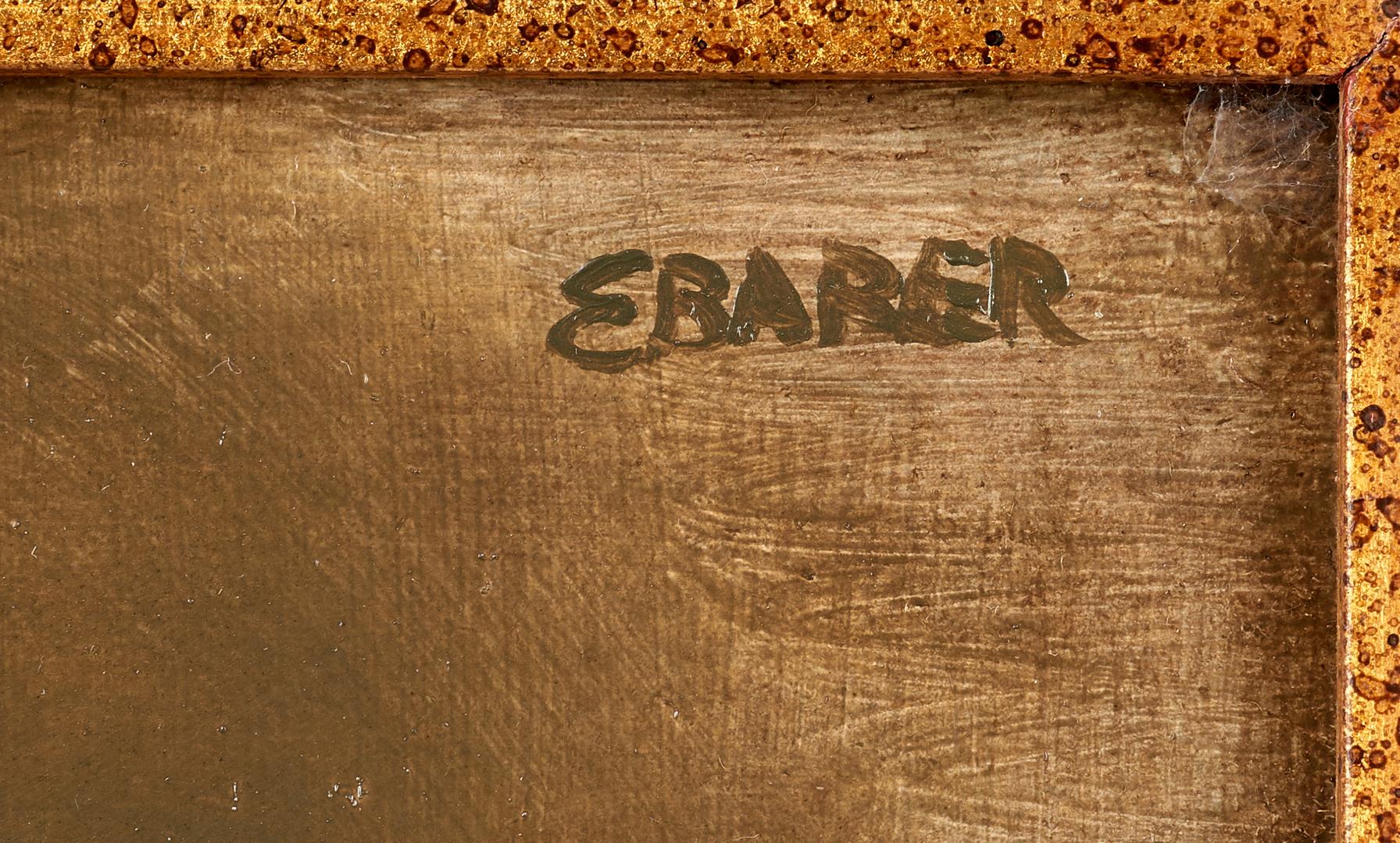 Lot 985: Ernest Baber, Small Still Life