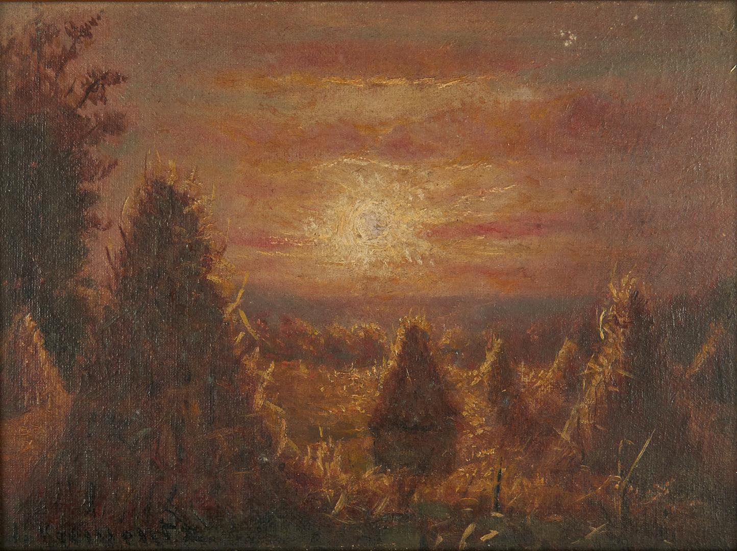 Lot 987: 3 Paintings, incl. KY Regional