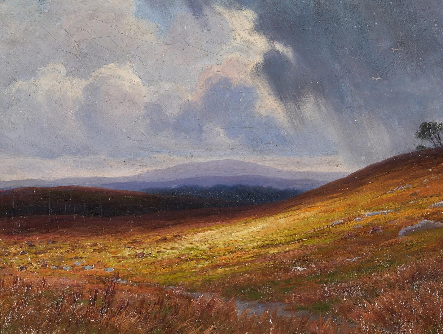 Lot 996: Sidney M. Broad O/C, Landscape