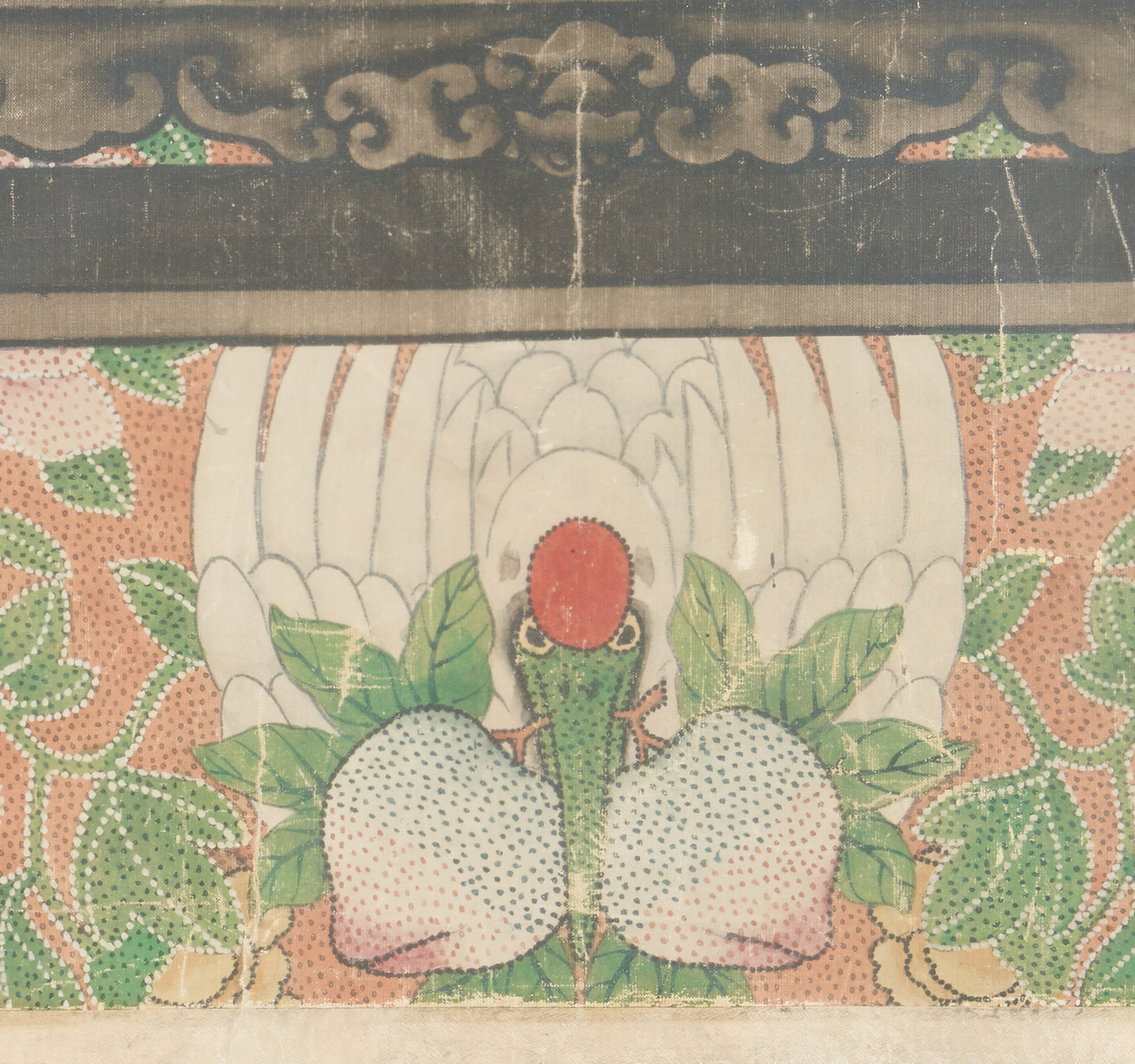 Lot 1005: Chinese Ancestral Portrait of a Nobleman