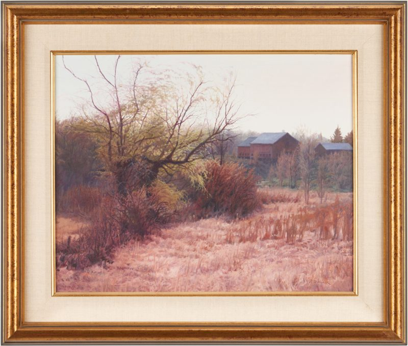 Lot 1011: Richard Sedlock O/C, The Willows