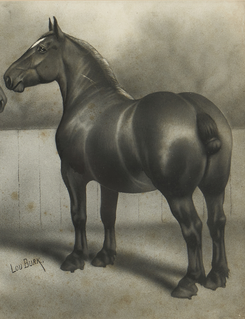 Lot 1017: 6 Horse Prints + 2 Horse Books, 8 items