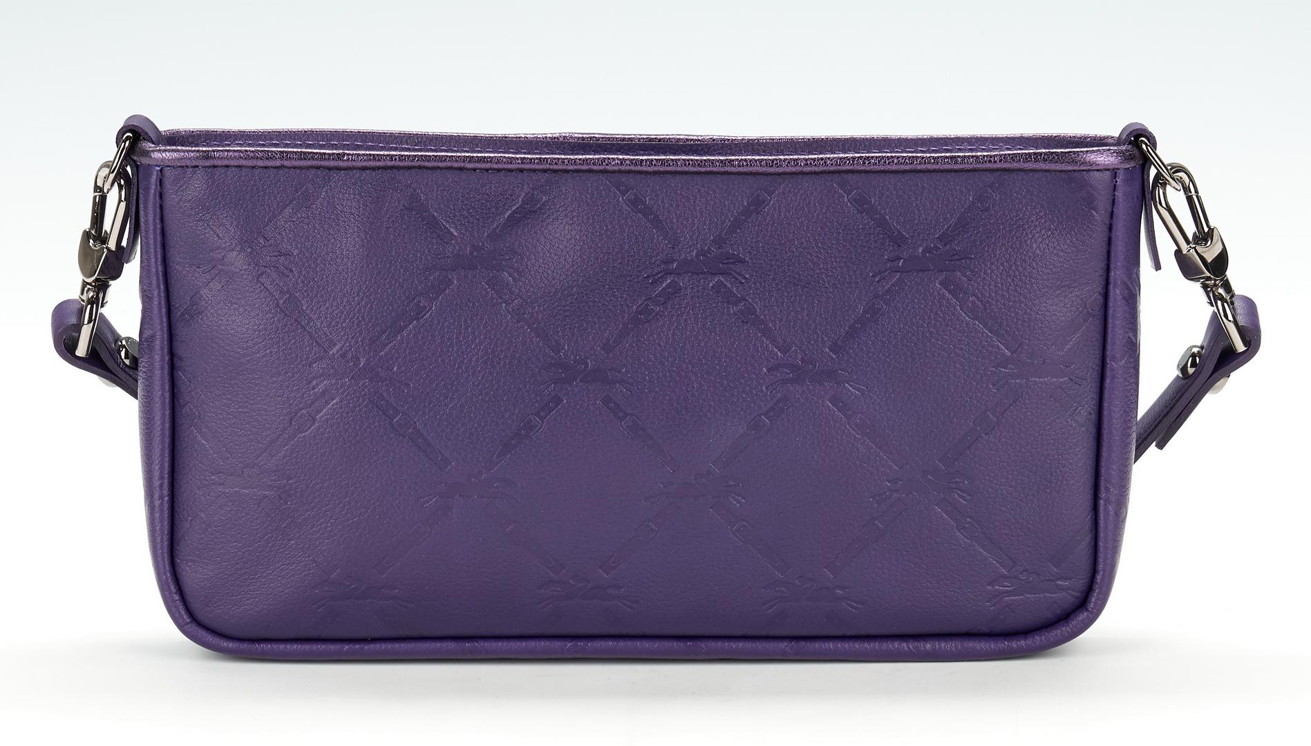 Lot 1026: 5 European Designer Items, incl. Loewe & Longchamp