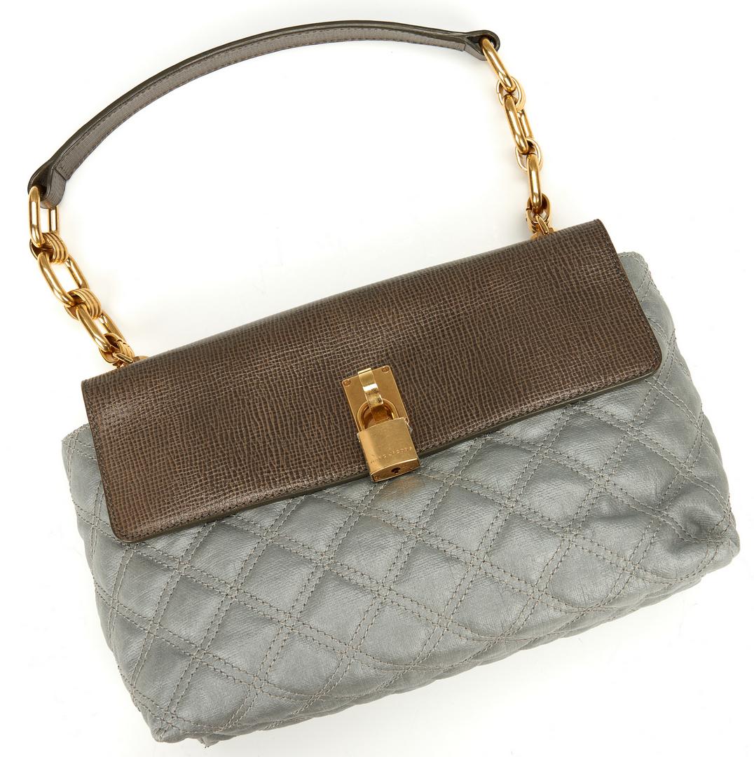 Lot 1029: 3 Designer Handbags, incl. Marc Jacobs, Anya Hindmarch