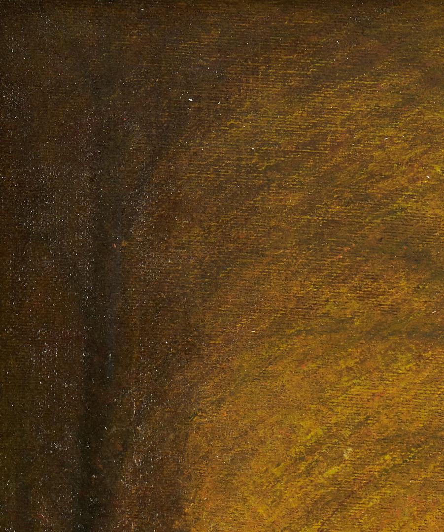 Lot 146: Harvey Joiner Oil Forest Landscape Painting