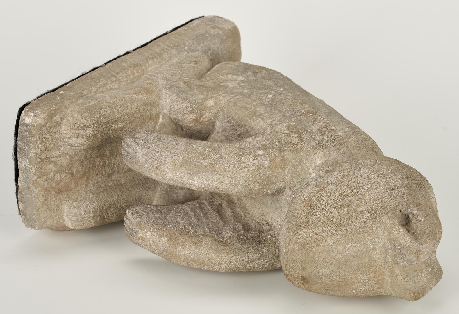 Lot 153: William Edmondson Critter Sculpture