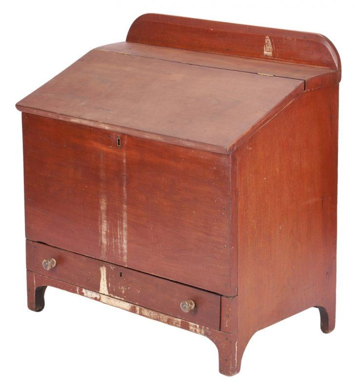Lot 162: Southern Cherry Sugar Desk