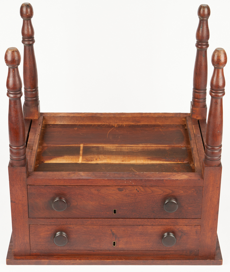 Lot 164: 2 Southern Sheraton Stands, incl. Middle TN