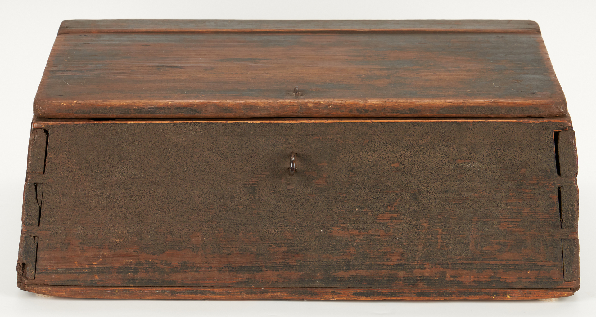 Lot 177: Tennessee Carriage Box and Ballot Boxes, 3 items