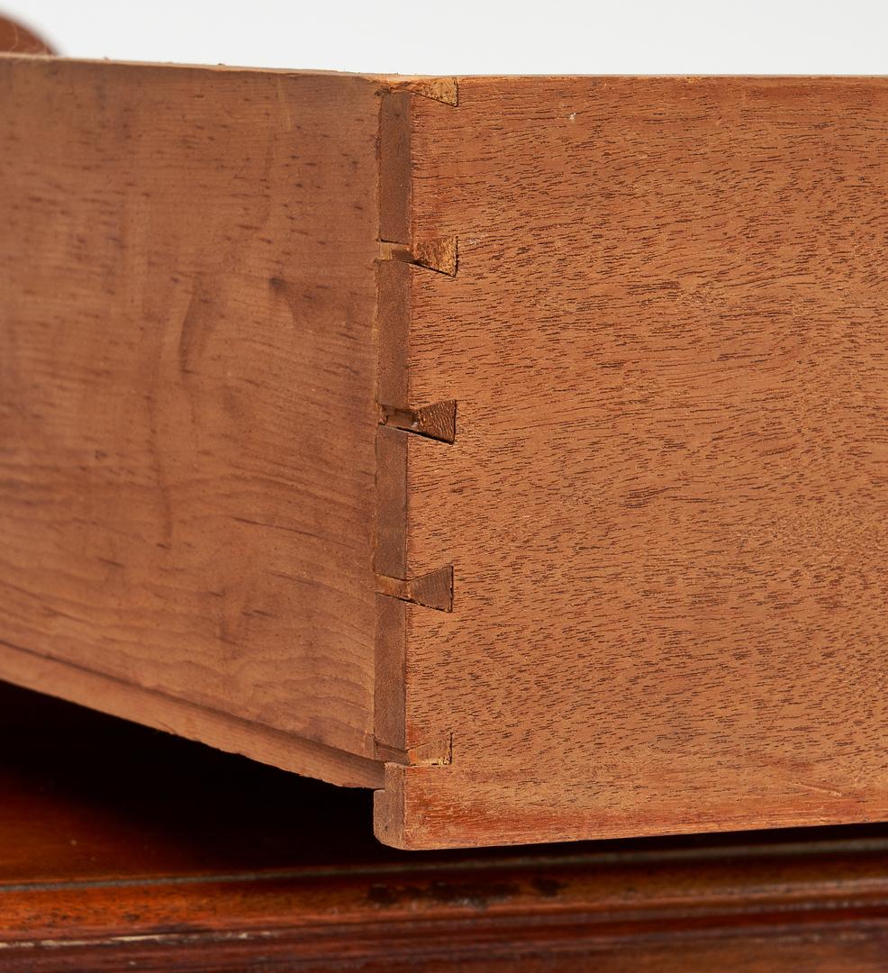 Lot 195: American Federal Secretary – Bookcase