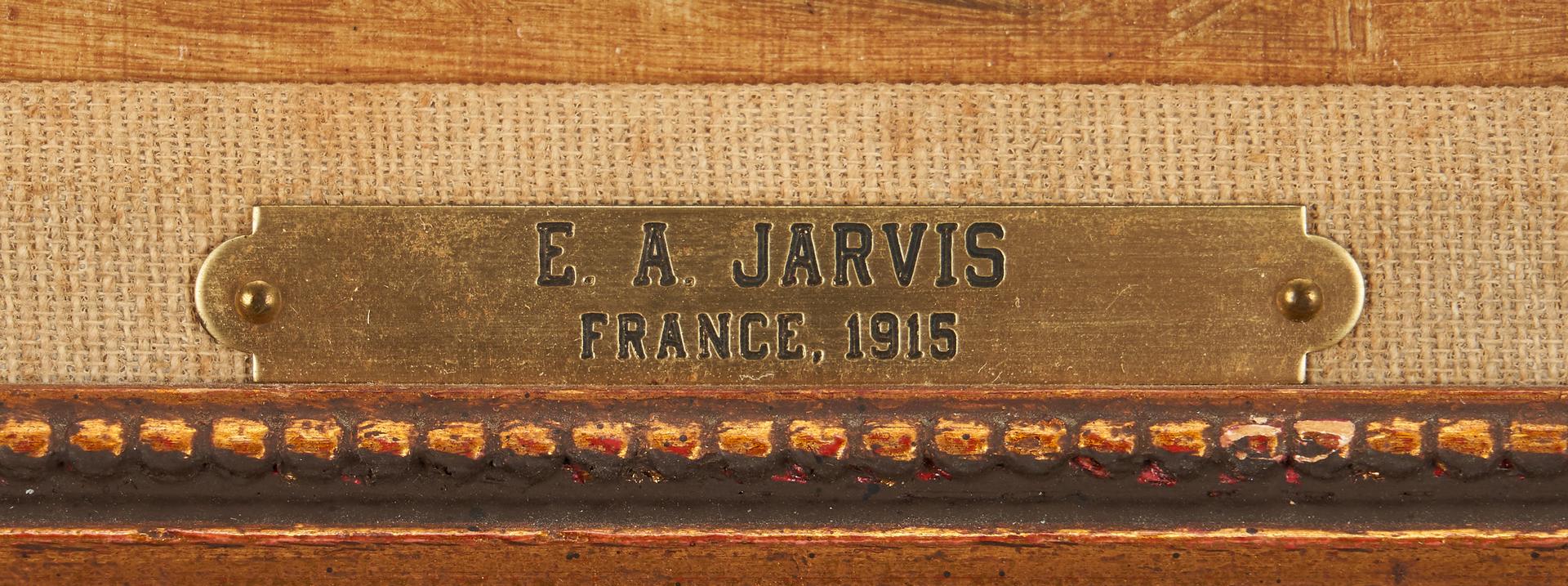 Lot 318: E. A. Jarvis O/B Landscape