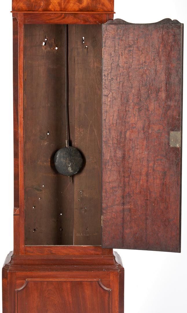 Lot 340: George III Tall Clock, James Gandy