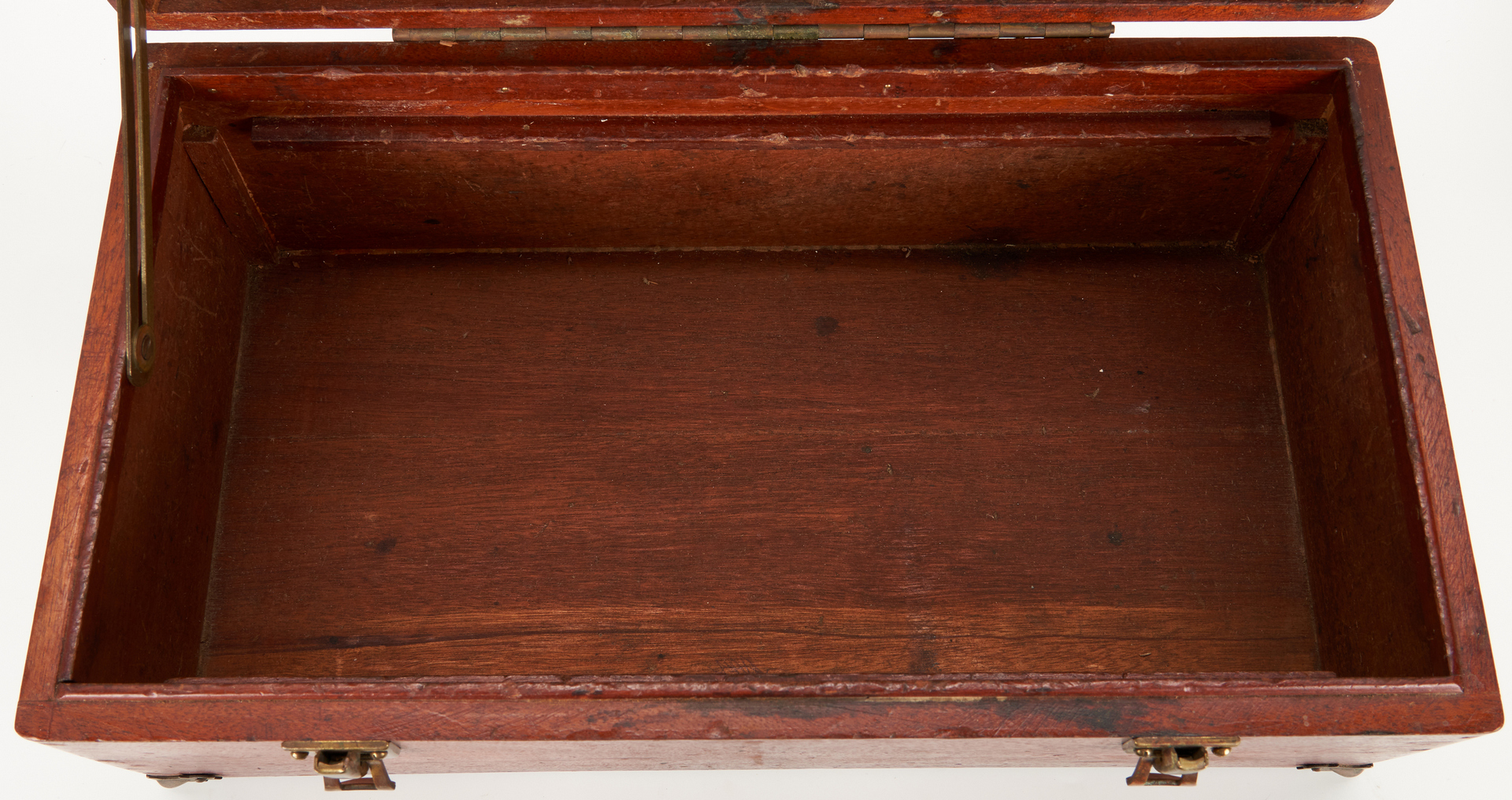 Lot 364: 2 Tool Chests, incl. Salesman Sample, Signed