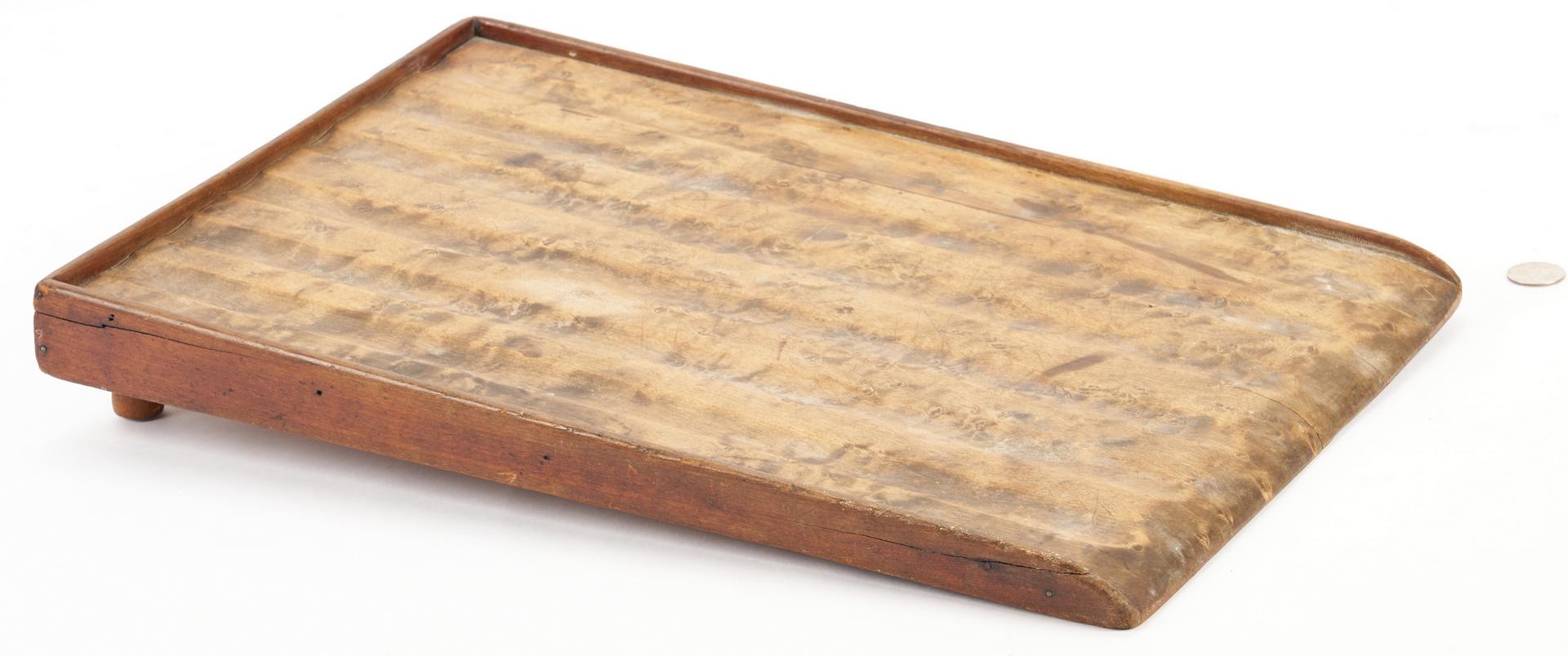 Lot 390: 3 Cutting Boards incl. Bird's Eye Maple