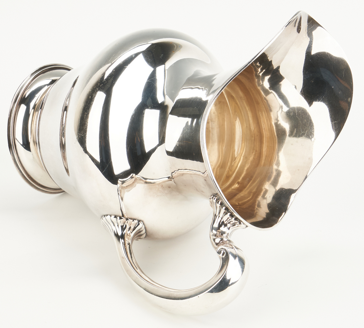 Lot 466: Towle Sterling Water Pitcher