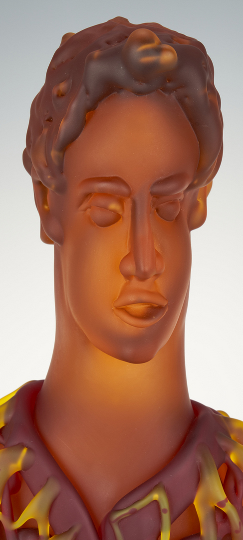 "Lot 483: Richard Jolley ""Force of Gravity"" Totem"