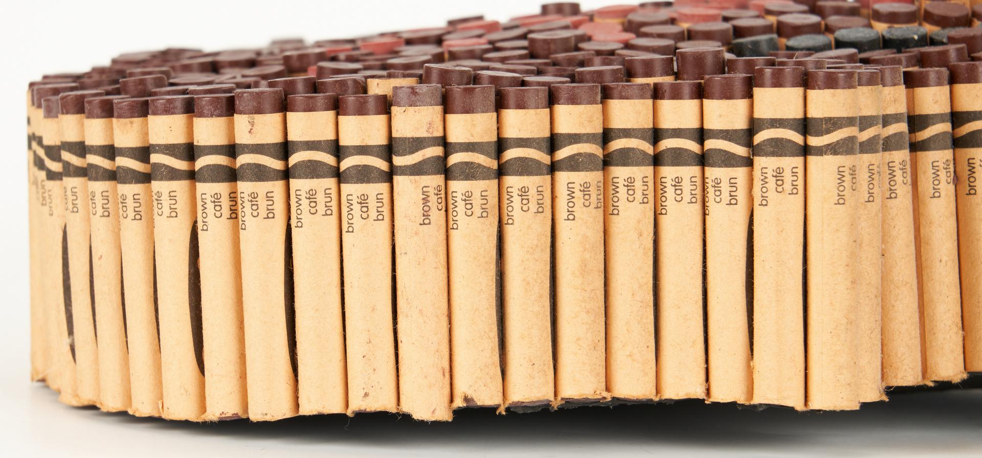 Lot 496: Herb Williams, Crayon Violin