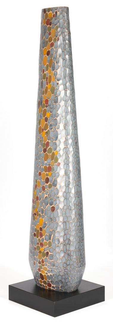 Lot 497: Michael Bauermeister Monumental Vessel Sculpture