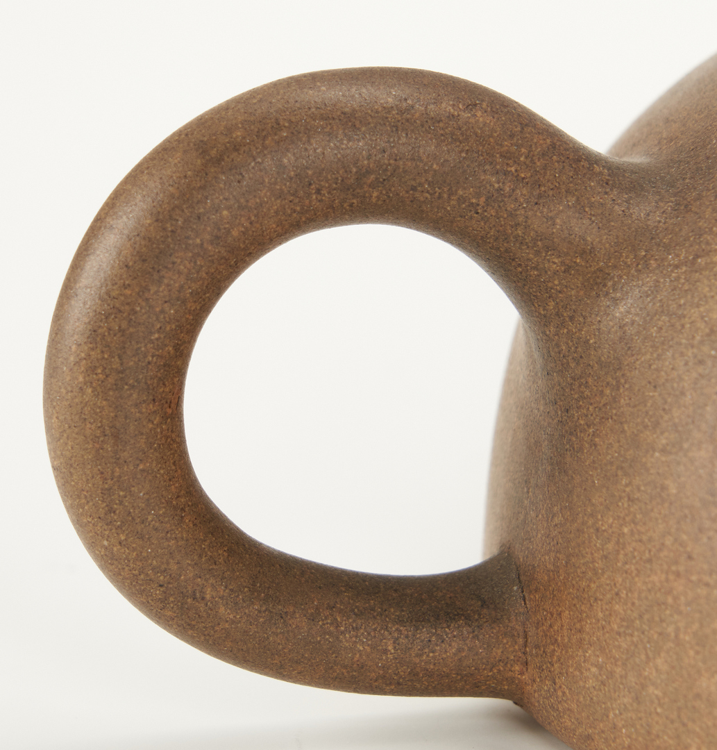 Lot 4: Chinese Yixing Teapot, Cheng Shouzhen