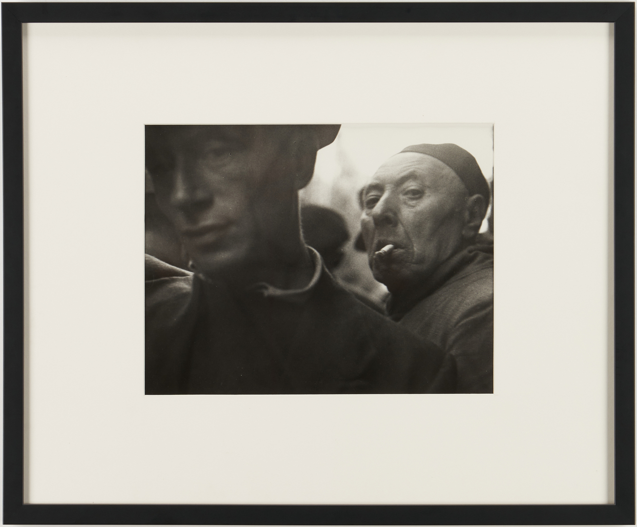Lot 520: Leon Levinstein Photograph, Lower East Side