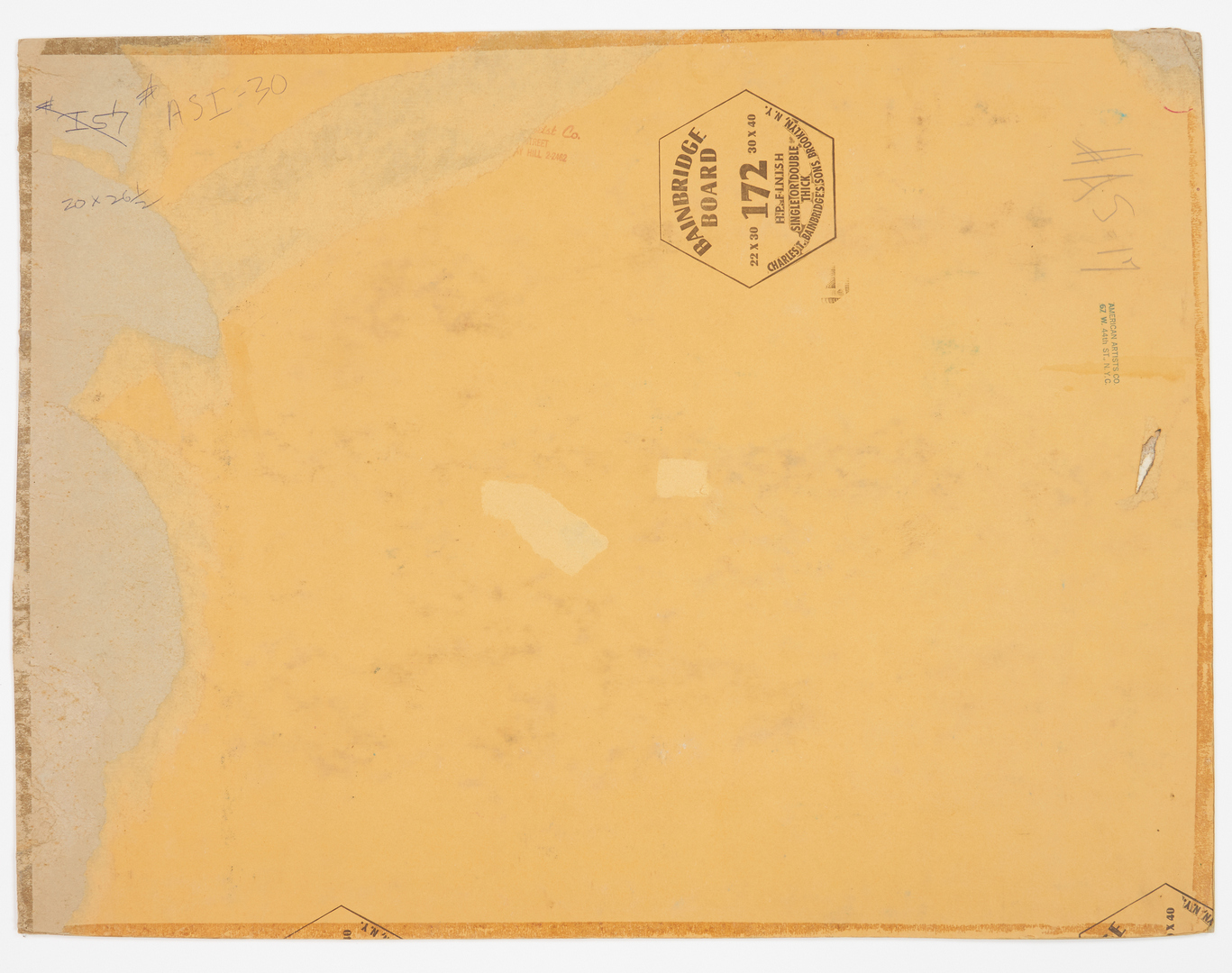 Lot 536: 3 Book or Magazine Illustrations incl. Sarnoff, Grefe