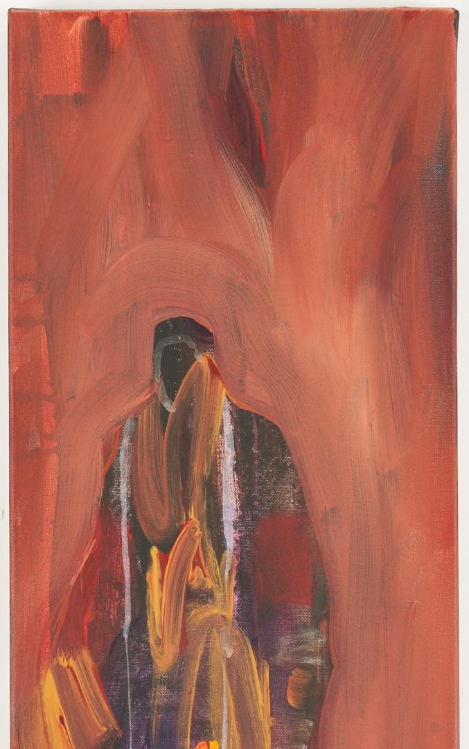 Lot 567: Pablo Milan O/C, Tribal Elder