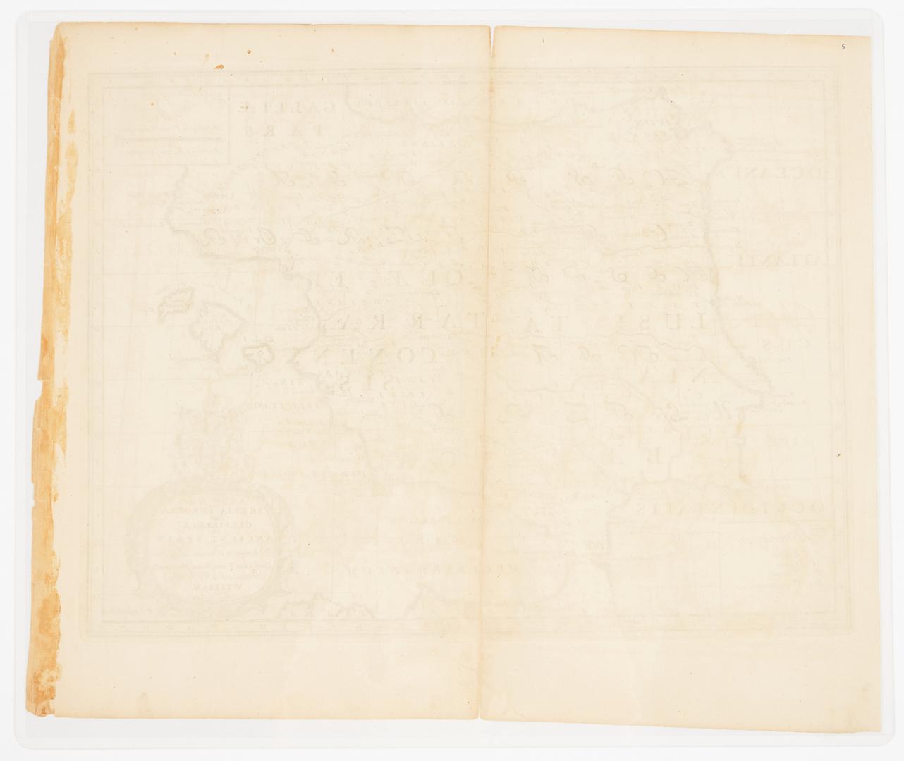 Lot 579: Edward Wells, 13 Maps incl. Africa