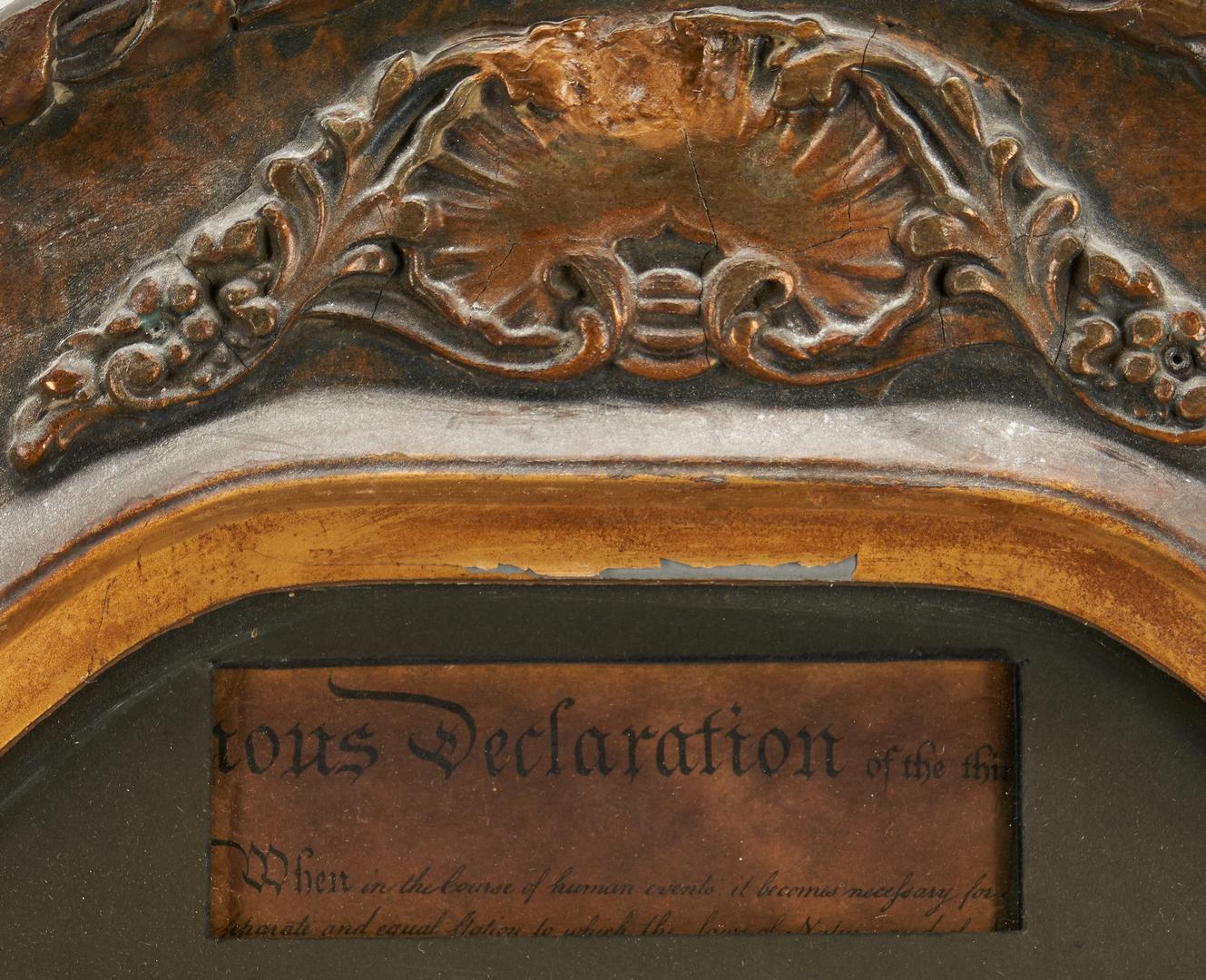 Lot 591: Roger Sherman Signed CT Land Grant, 1757