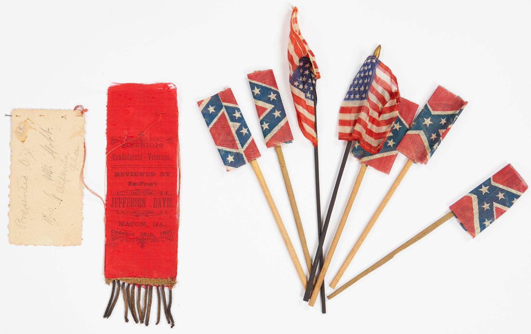 Lot 610: Assembled Group of 34 Civil War/U.S. Revolution Related Items