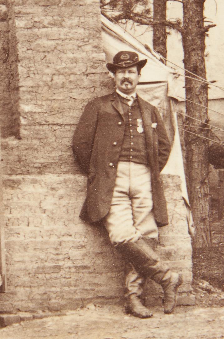 Lot 612: VA Civil War Photo, Alexander Gardner – Timothy O'Sullivan