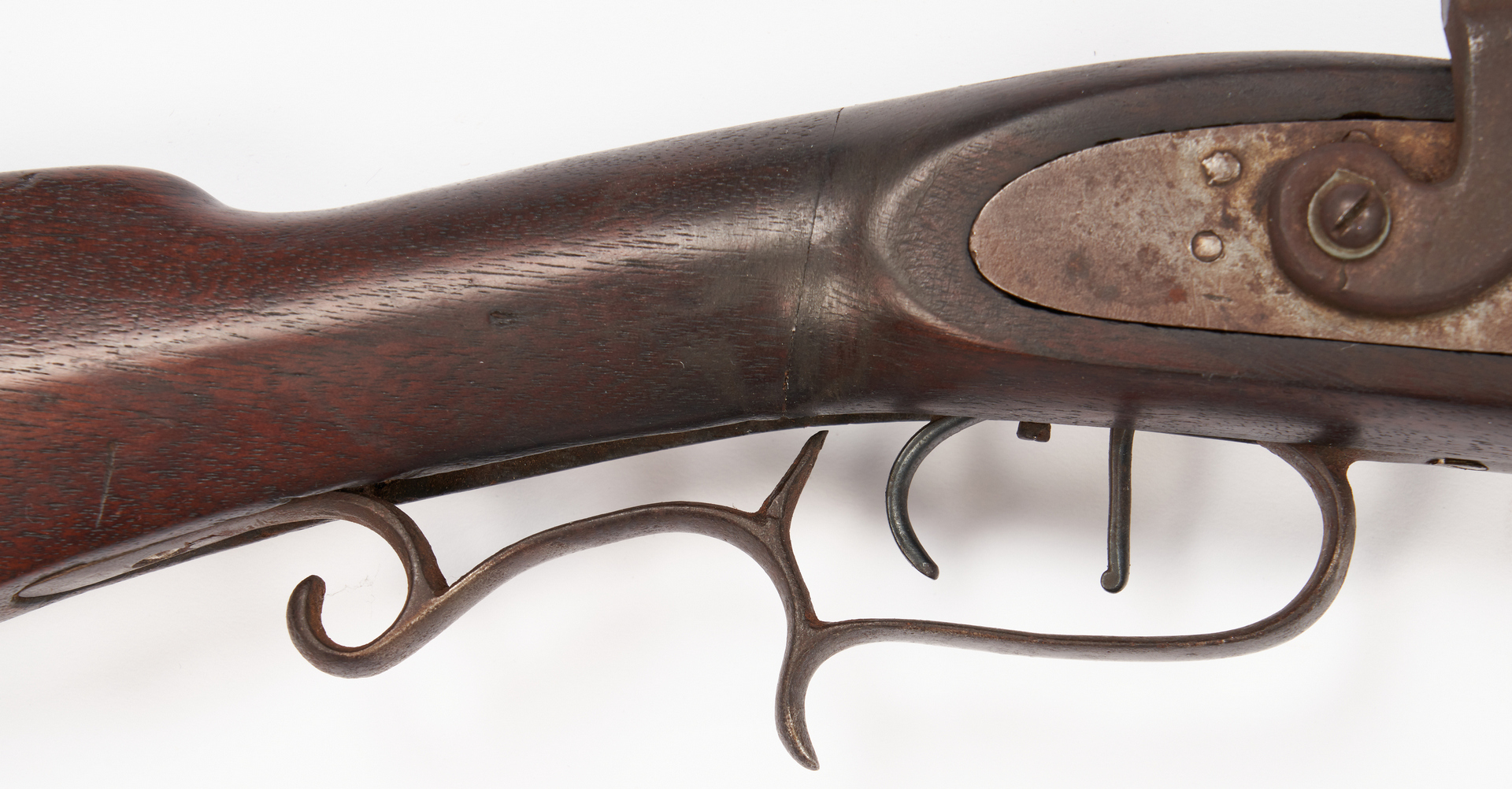 Lot 618: Stacey & Angel, Knox, TN Percussion Long Rifle