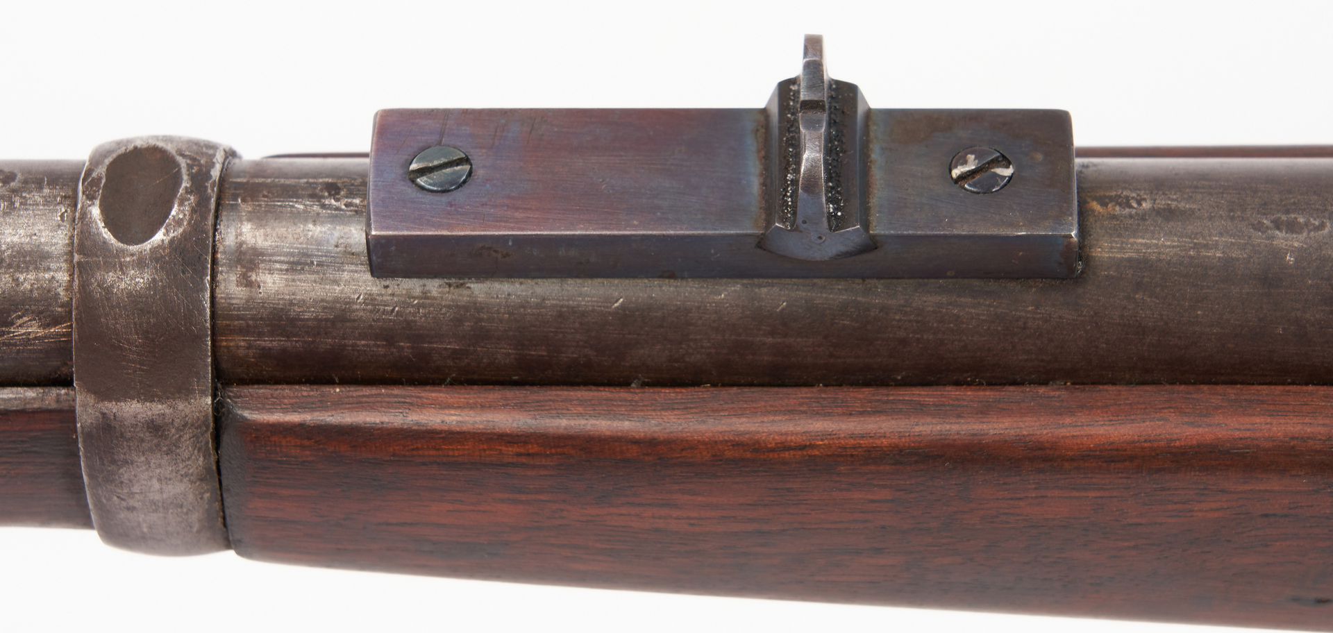 Lot 621: U.S. Model 1884 Springfield Rifle, .45-70 cal.