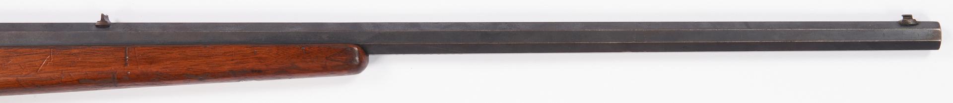 Lot 622: Remington New Model No. 4 Takedown Rolling Block Rifle, .22 cal.