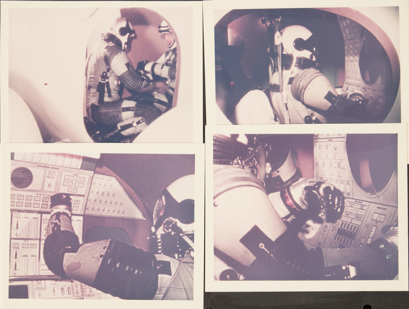 Lot 633: Large NASA Related Archive inc. Photographs, Log Book