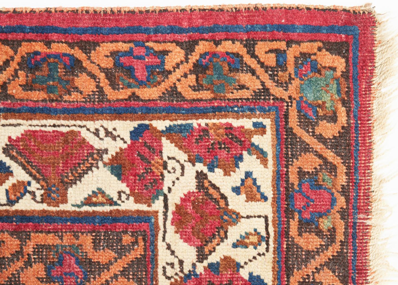 Lot 698: 2 Oriental Rugs, Qashqai and Afshar