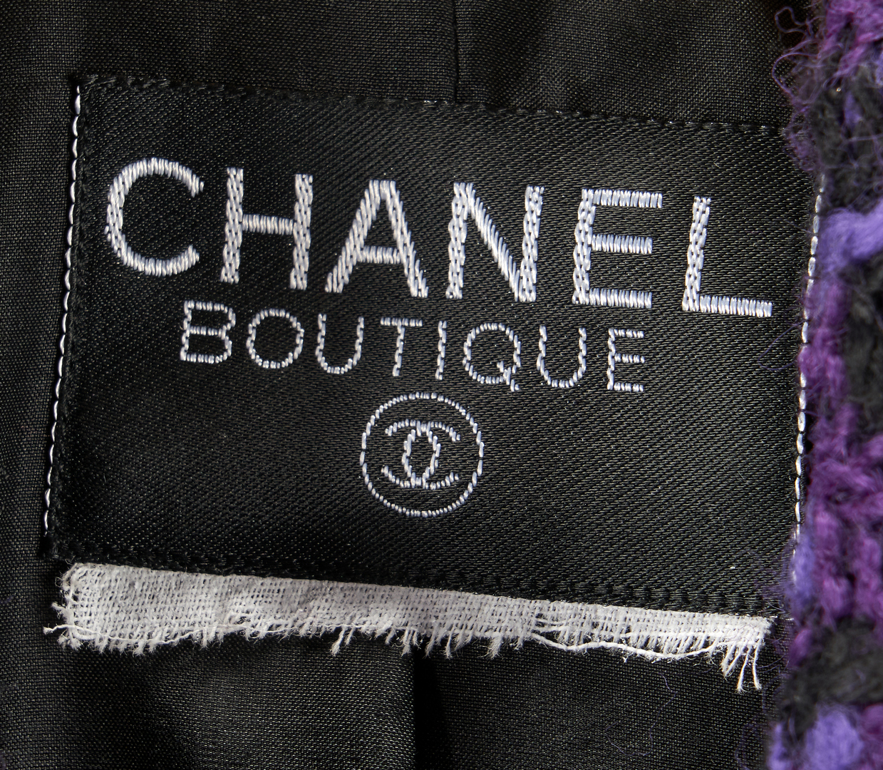 Lot 703: 6 Chanel Designer Wool Clothing Items, incl. Suit