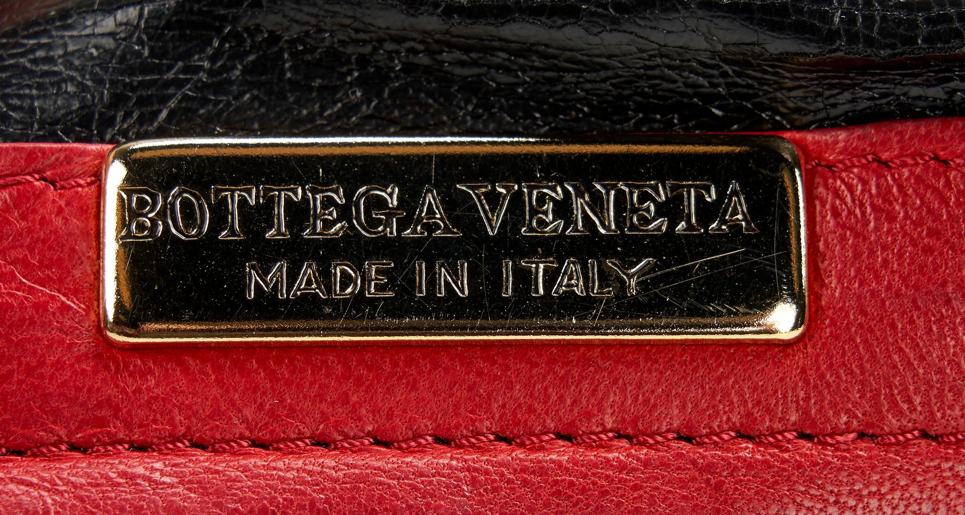 Lot 711: 3 Bottega Veneta Items, incl. Creel Bag