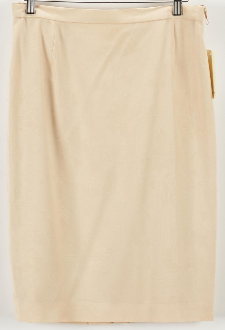 Lot 712: 6 NWT Escada Designer Blazers & Skirts