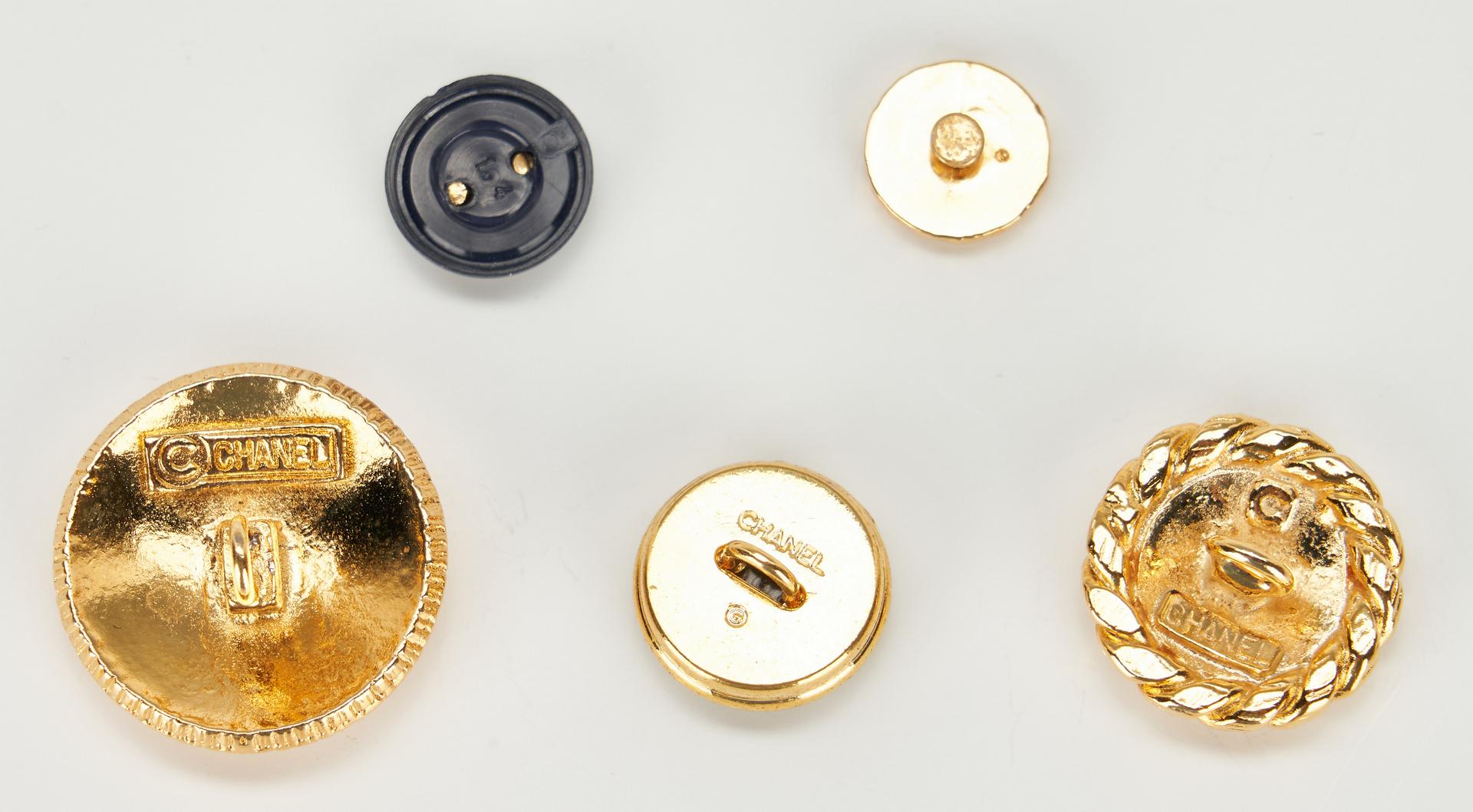 Lot 722: 12 Chanel Designer Costume Jewelry Items & More