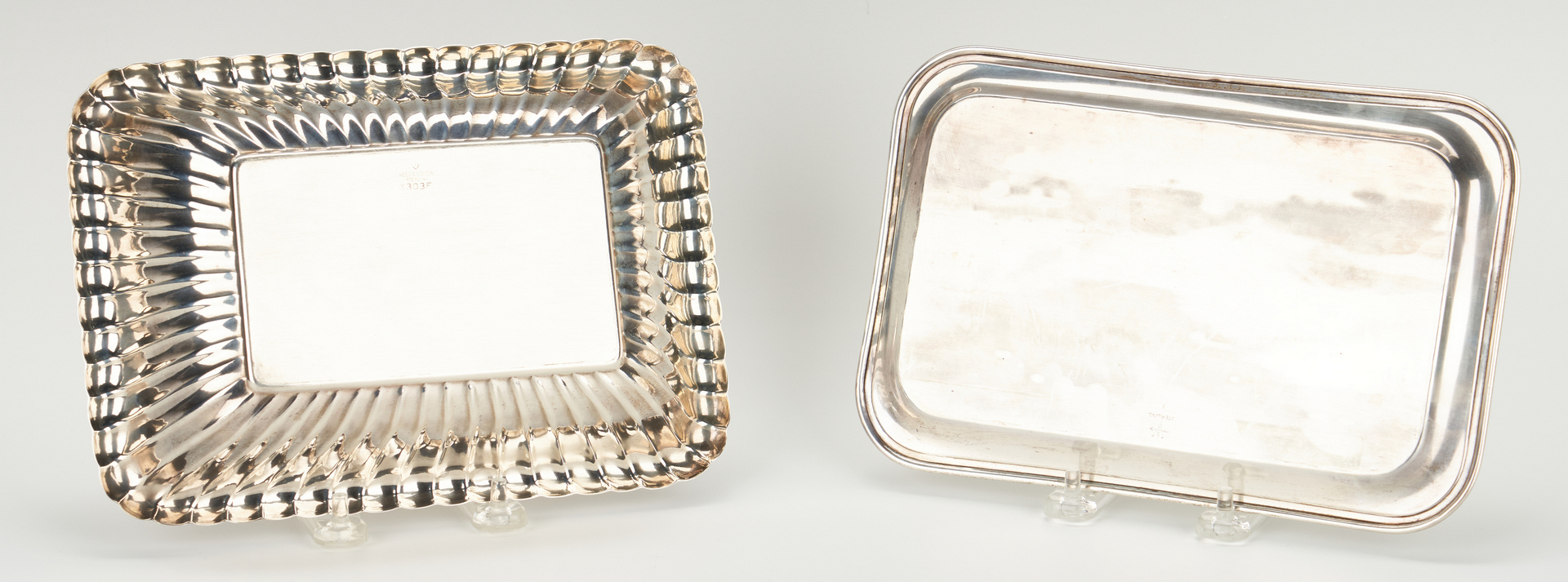 Lot 744: 16 Assd. Sterling Silver items, incl. Reed & Barton, Whiting