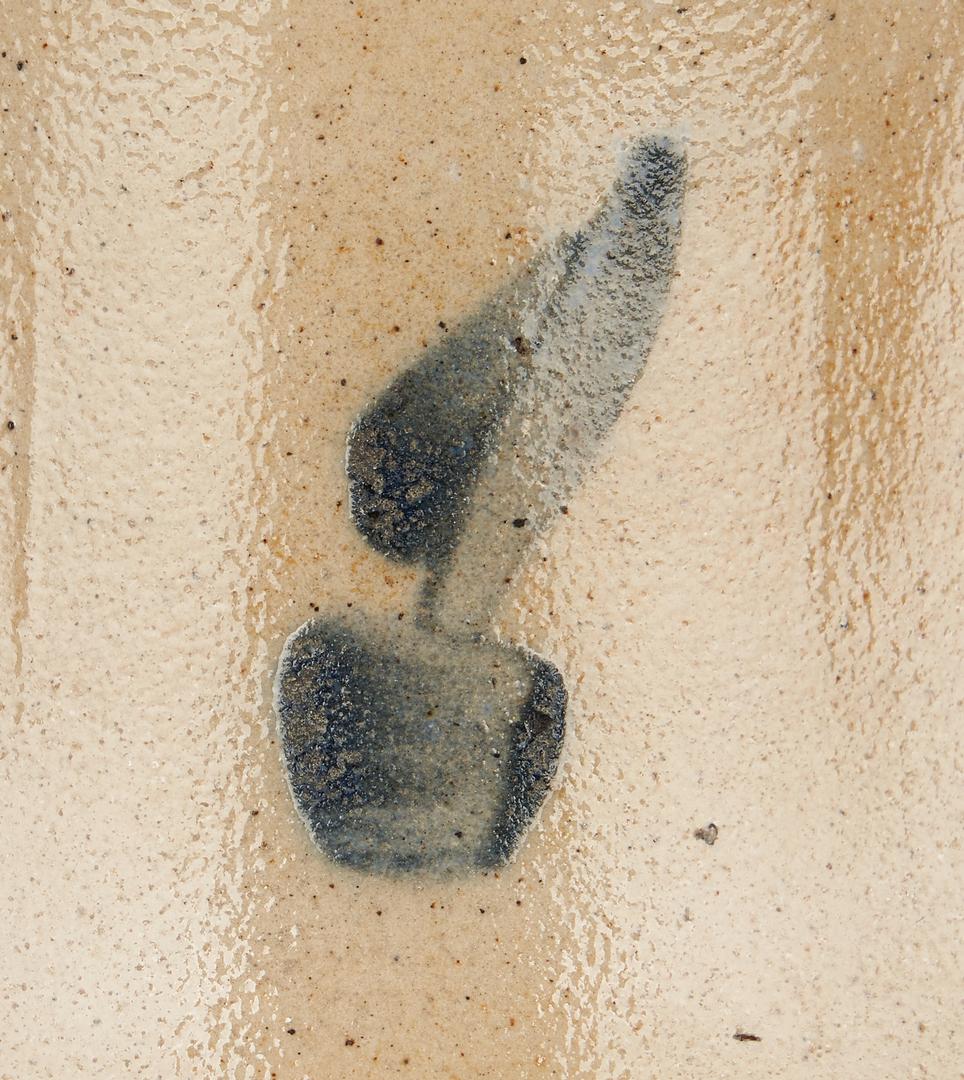 Lot 846: Lyons Cobalt Decorated Pitcher & Jug
