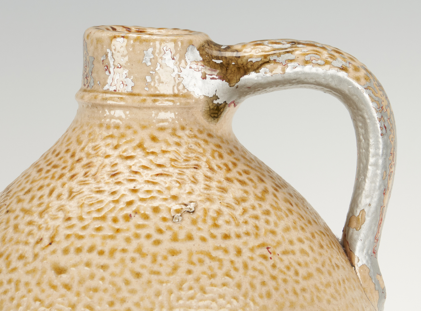 Lot 857: 2 Stoneware Jugs, incl. Tennessee