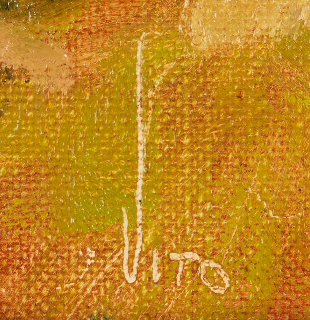 Lot 899: 2 Teresa Vito O/B Colorado Landscape Paintings