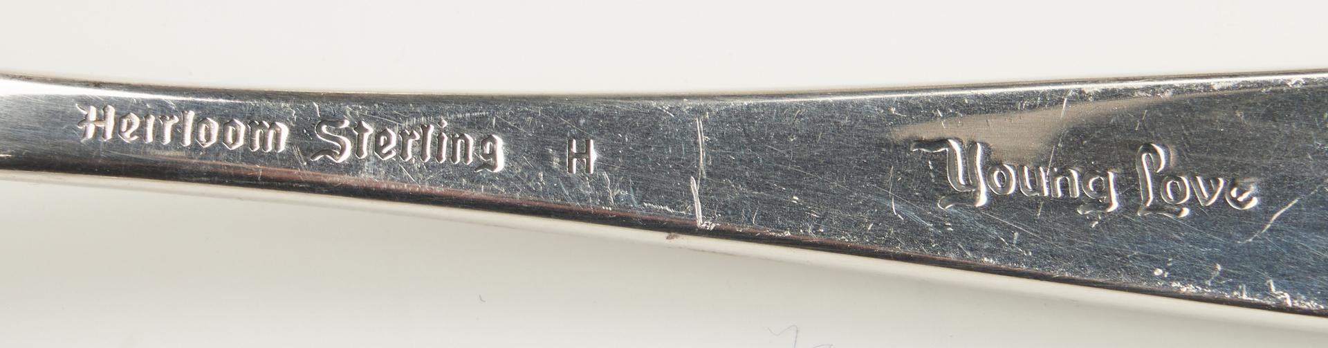 Lot 940: 67 Pcs. assorted silver inc. Souvenir Spoons, Russian Spoon