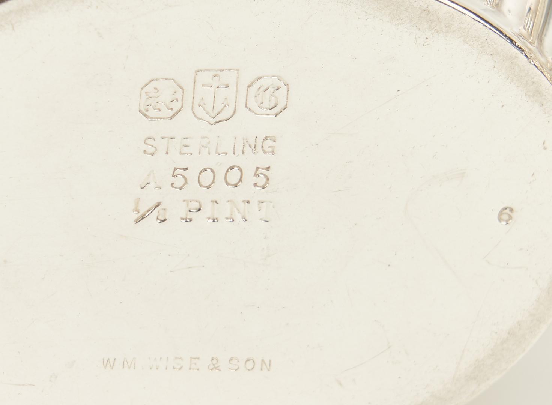 Lot 944: 23 pcs. Sterling Holloware & Flatware, incl. Gorham