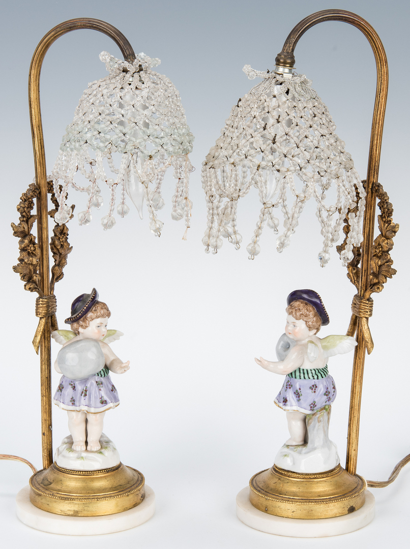 Lot 946: Group 5 Decorative Table Items & Baccarat Crystal