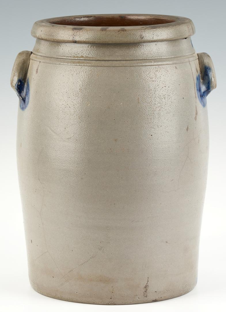 Lot 1071: Boyers Knotts & Co., Palentine, WV 3- Gallon Jar
