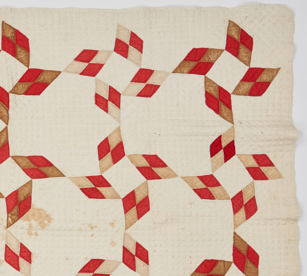 Lot 1139: 2 Southern Quilts incl. White Work Quilt
