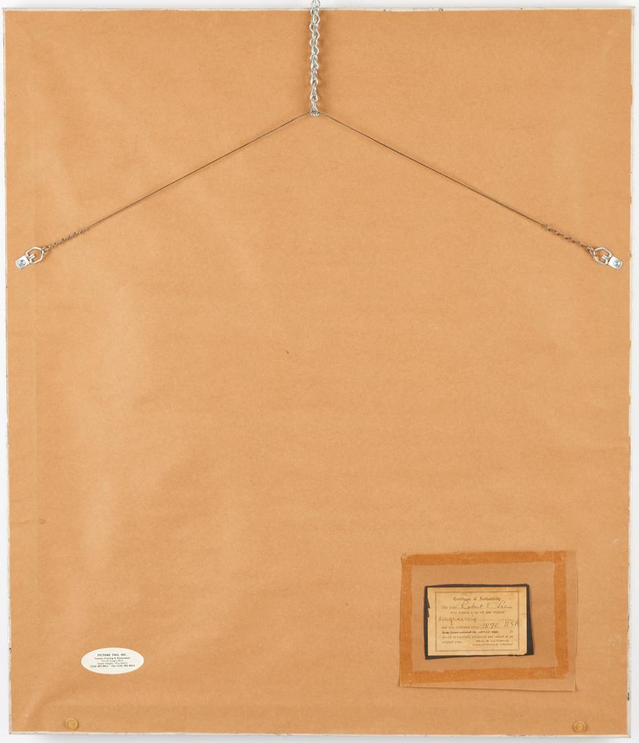Lot 1152: 19th Cent. Robert E. Lee & Stonewall Jackson Prints